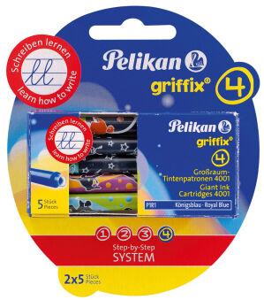 Pelikan griffix cartouches d'encre, sur carte blister
