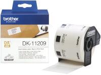 brother étiquettes d'adresse DK-11201, 29 x 90 mm, blanc