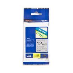 Brother TZ-M931 Cassette ruban noir/bande métallique argentée - 12mm x 8m