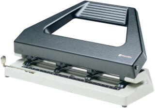 Rexel Perforateur multifonction variable 420, noir/gris