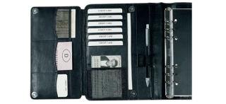 bind Agenda T300-1, format A5, sans calendrier, noir