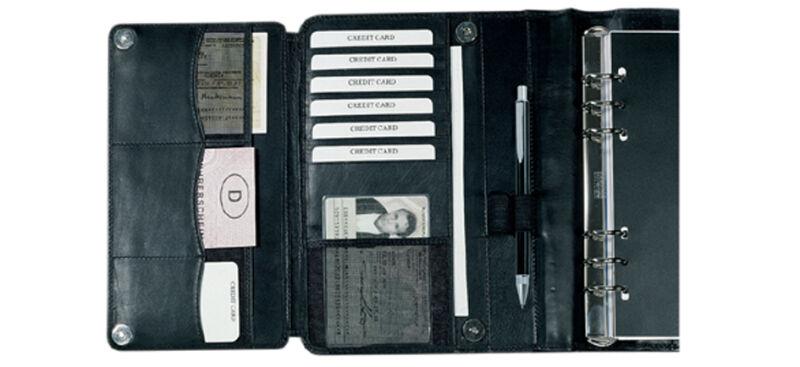 Bind agenda t300 1 format a5 sans calendrier noir for Buro allemand