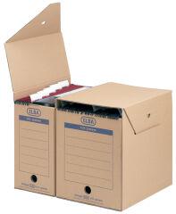 ELBA boîte d'archivage pr dossier suspendu tric system maxi