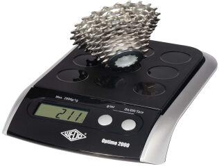 WEDO Balance électronique universelle Optimo, capacité: 2 kg