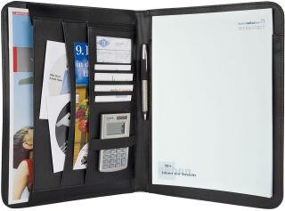 Porte-documents Elegance, A4, similicuir - WEDO