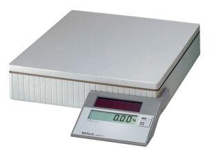 MAULparcel S Pèse-paquet solaire, capacité: 50 kg, couleur:
