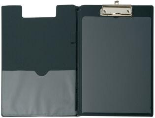 MAUL Porte-bloc, plastifié, A5, noir