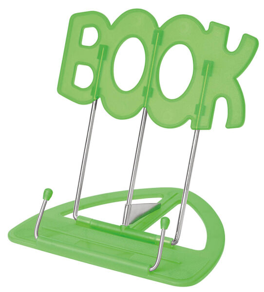 wedo pupitre de lecture book avec socle en plastique. Black Bedroom Furniture Sets. Home Design Ideas