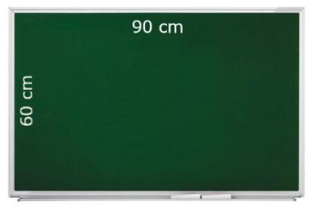 Tableau à Craie Vert Magnétique 90 x 60 cm - Magnetoplan