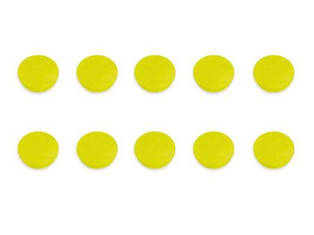 Aimants Magnetoplan jaune