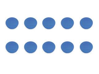 Aimants Magnetoplan bleu