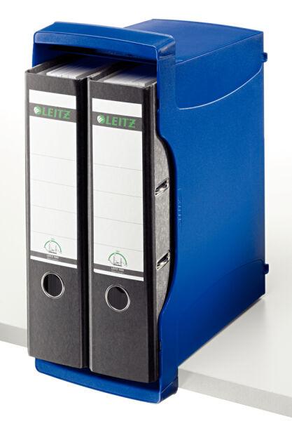 LEITZ Mini bac de rangement pour dossier suspendu Plus, - Achat/Vente LEITZ 80199303