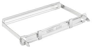 LEITZ Broche Fastener, en métal, compresseurs avec 2