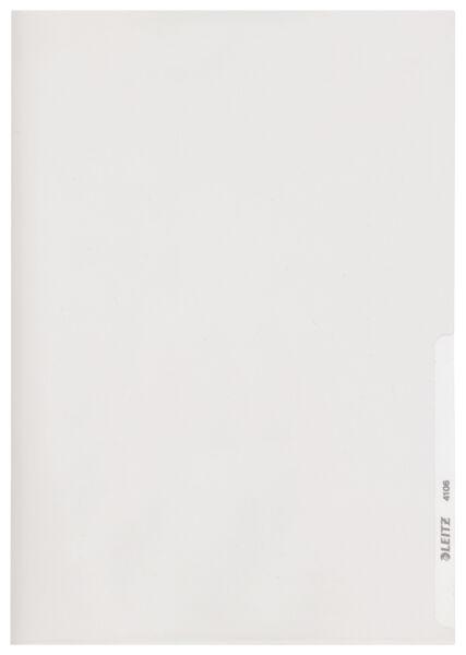 leitz pochette transparente premium a4 pvc transparent achat vente leitz 80410602. Black Bedroom Furniture Sets. Home Design Ideas