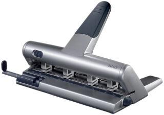 LEITZ Poinçon pour perforateur polyvalent AKTO 5114, gris,