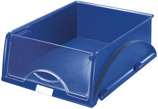 LEITZ bac à courrier Sorty, format A4/C4, bleu