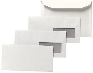 GPV Enveloppes Envel'Matic PRO, C4, 229 x 324 mm, blanc