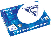 Clairalfa Papier multifonction, A4, 80 g/m2, extra blanc