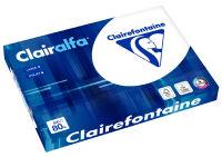 Clairalfa Papier multifonction, A3, 80 g/m2, extra blanc