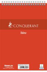 Bloc-notes Sténo A5 - 90 feuilles - Ligné