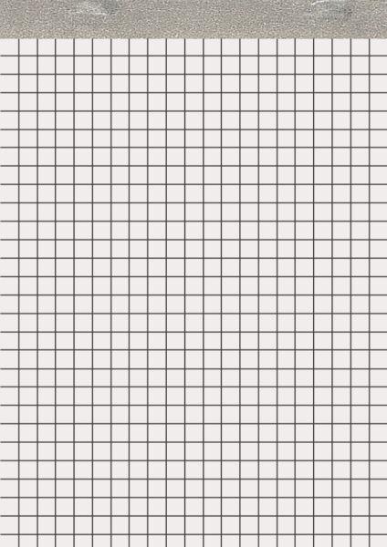 Bloc notes a4 sans couverture 100 feuilles petits for Papeterie buro plus