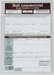 WEBER Formulaire français 'Bail commercial'