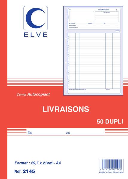Elve manifold 39 livraisons 39 original 2 duplicata tripli for Papeterie buro plus