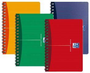 Carnet de notes - 9 x 14 cm - Quadrillé - 100 pages