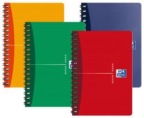 Carnet de notes - 11 x 17 cm - Petits carreaux - 180 pages