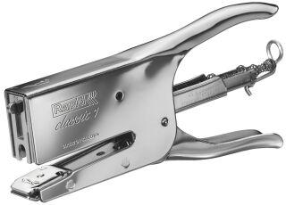Rapid Pince agrafeuse Classic K1, chromé,capacité d'agrafage