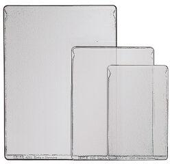 ELBA Etui de protection, PVC, simple, 0,15 mm, format: A4
