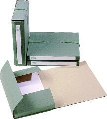 extendos Dossier d'archives 1240, pour format A4, en carton,