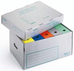 extendos Container pour boîtes d'archives, en polypropylène