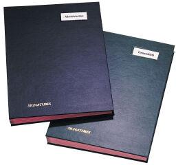 extendos Parapheur standard, 24 compartiments, noir