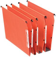 Esselte Dossiers suspendus Dual, fond: V, orange