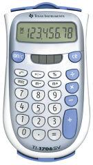 TEXAS INSTRUMENTS calculatrice de poche TI-1706 SV,