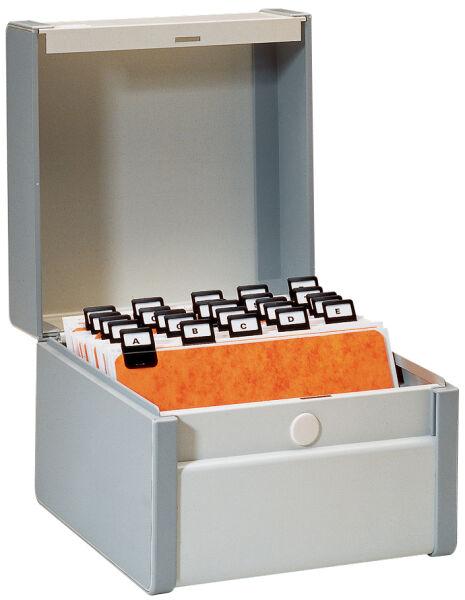 rexel boite fiches a5 la francaise en plastique. Black Bedroom Furniture Sets. Home Design Ideas