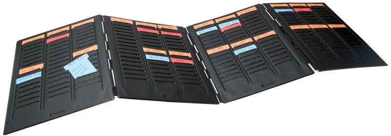 nobo mini planning portable fiches t pour fiches en t achat vente nobo 336481000. Black Bedroom Furniture Sets. Home Design Ideas