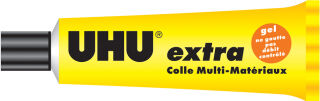 UHU colle universelle extra gel, contenu: 31ml