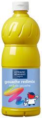 LEFRANC & BOURGEOIS Gouache liquide 1.000 ml, jaune primaire