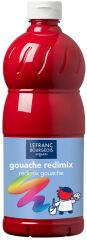 LEFRANC & BOURGEOIS Gouache liquide 1.000 ml, rouge primaire