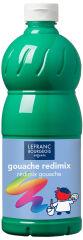 LEFRANC & BOURGEOIS Gouache liquide 1.000 ml, vert franc