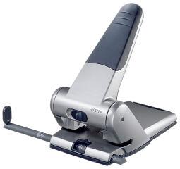 Accessoire, LEITZ Réglette de guidage pour perforateur 5180, gris foncé