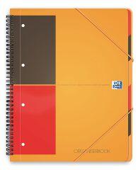 Bloc-notes OrganiserBook A4 - 80 feuilles - Ligné - Oxford