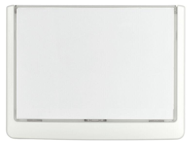accessoire durable recharge info sign refill pour plaques de porte achat vente durable 9485203. Black Bedroom Furniture Sets. Home Design Ideas