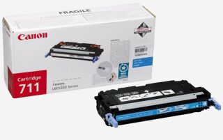 toner original pour Canon i-SENSYS LBP-5300, cyan