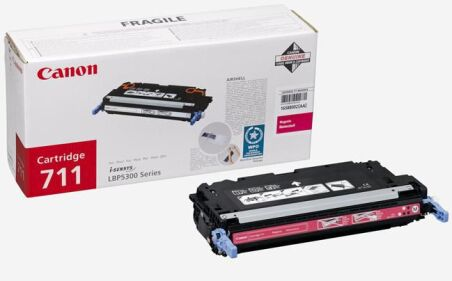 Canon Toner pour Canon i-SENSYS LBP-5300, magenta