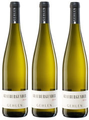 Gehlen-Cornelius Vin blanc Pinot gris 2013, sec
