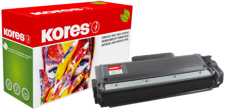 Kores Toner G1157HC remplace brother TN.3060, noir