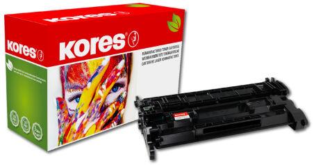 Kores Toner G1203RBS remplace hp Q6000A/Canon 707BK, noir